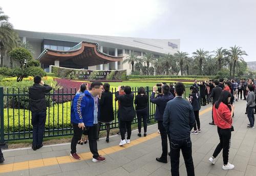 12厦门国际会议中心(金砖国家领导人会晤主会场入口)垂直绿化墙.jpg